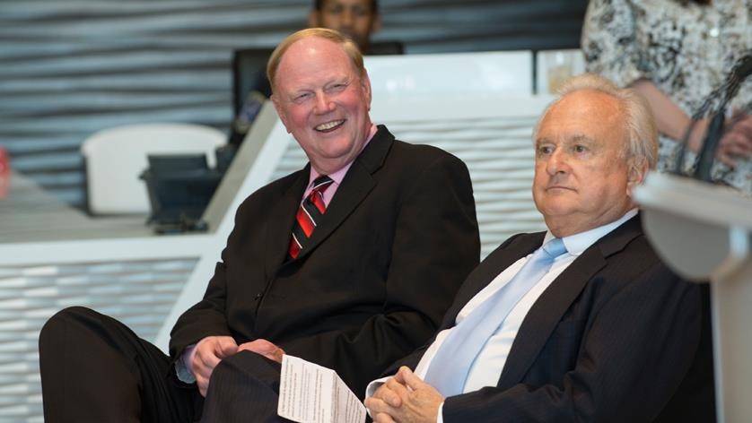 $10 million gift from J.D. Nichols one of largest ever to university