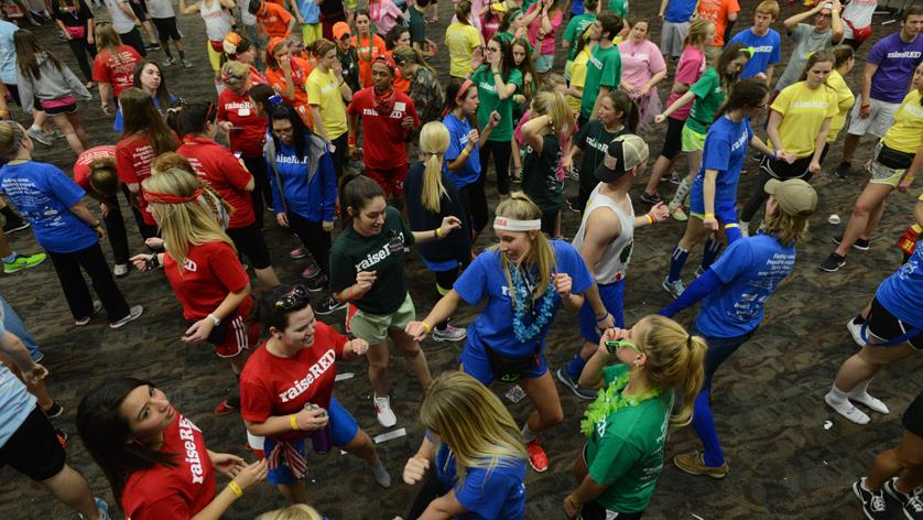 UofL students raise $150,000 for pediatric cancer